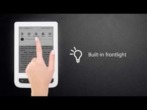 PocketBook Touch Lux 3 (6