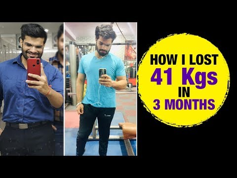 Weight Loss Transformation: From 110Kgs to 69Kgs | Fat To Fit | Fit Tak