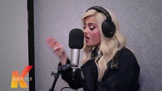 Bebe Rexha   I'm A Mess Acoustic   Krock Studio Sessions
