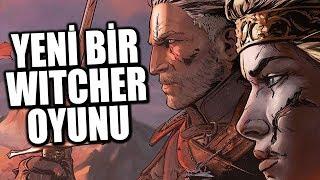 İŞTE YENİ WITCHER OYUNU VE İLK OYNANIŞ VİDEOSU!!1!
