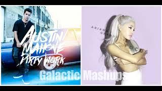 Focus On Work (ReWorked) - Austin Mahone / Ariana Grande (Mashup)