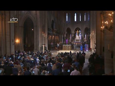 Vêpres du 7 avril 2019 - 5ème dimanche de Carême