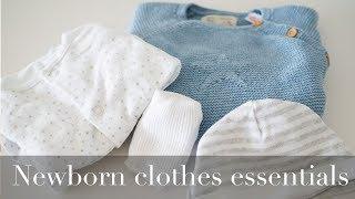 Must Haves Clothes / Newborn Essentials