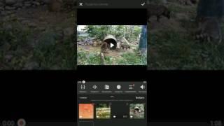 Видеоредактор VivaVideo для Андроид