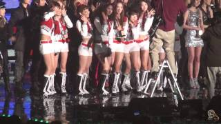 [Fancam] 100203 SNSD - All About SNSD@19th Seoul Music Award [Part 11 Of 11]