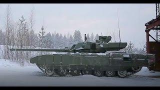 UralVagon Zavod | T 14 Armata Main Battle Tank | 1080p