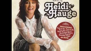 "Heidi Hauge - ""Blanket On The Ground"""