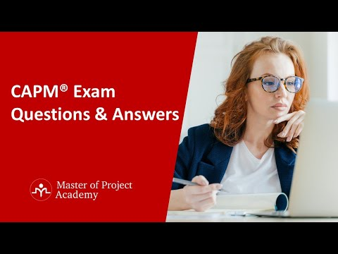 CAPM® Exam Questions & Answers - Online CAPM® Training from ...