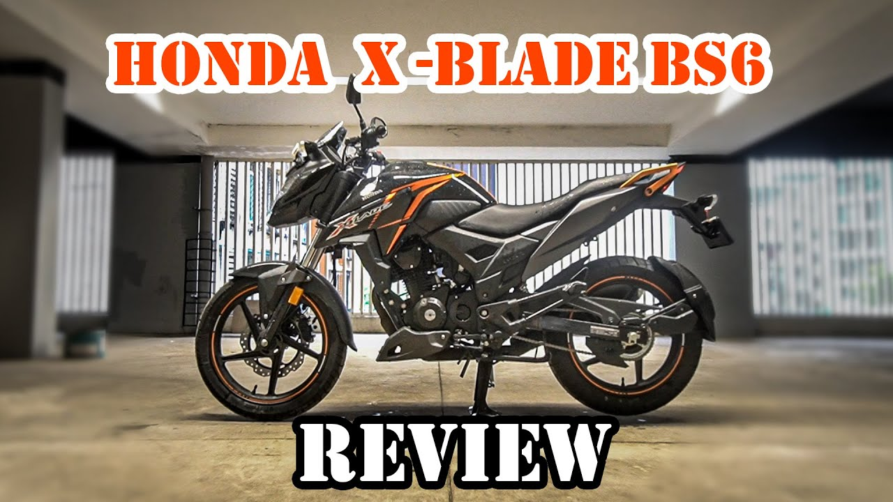 Motoroctane Youtube Video - 2020 Honda X Blade BS6 Review - This or Hornet 2.0? Hindi | MotorOctane
