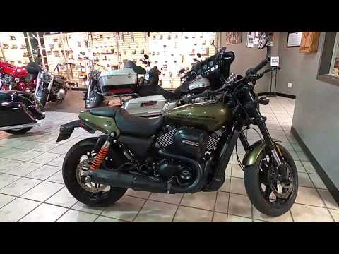 2018 Harley-Davidson Street Rod
