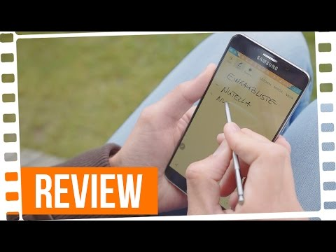 Youtube Video Samsung Galaxy Note 5 N920 32GB in weiss