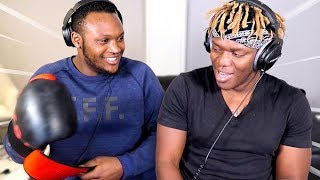 YOU LAUGH YOU PUNCH ft Viddal Riley