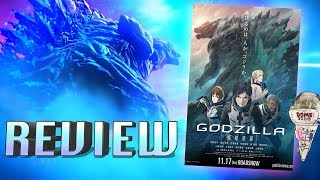 Godzilla:怪獣惑星PlanetOfTheMonstersPart12017Review