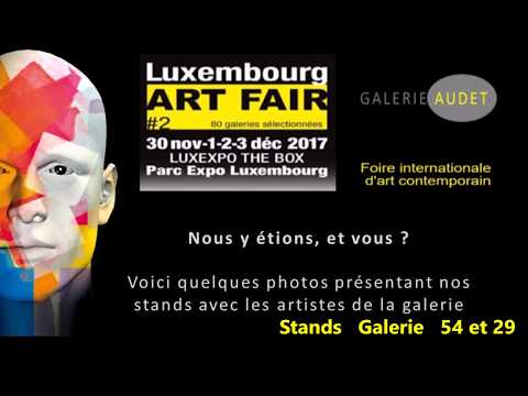 Salon ART FAIR Luxembourg 2017