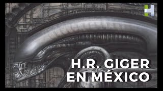 H.R. Giger En México