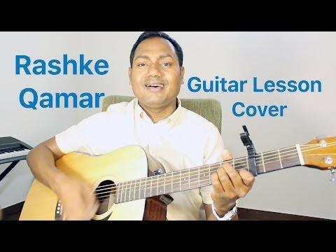 Rashke Qamar Guitar Lesson