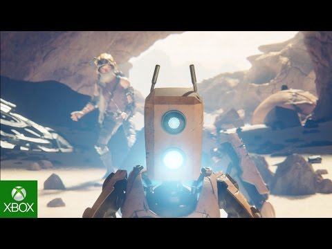 ReCore E3 Announcement Trailer thumbnail