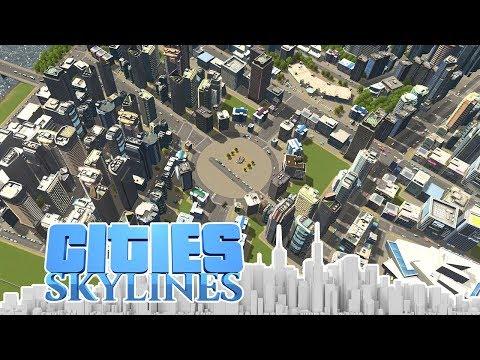 Parklife DLC Innenstadt - Cities Skylines - DLC City 126