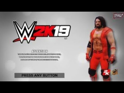 Wr3d 2k19 mod by genox:best mod ever correct roster with
