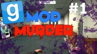Garry's Mod - #14 Exploding Fort Shinanigans (Gmod Murder)