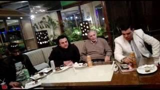 كليب احمد بدوي المطرب والملحن واغنيه القهوه لايف من قلعه الاسكندريه