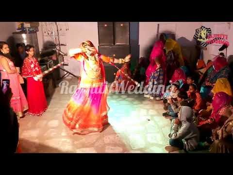 Mai to nach ba ne aaisa || rathore wedding dance || royal dance by baisa || rajasthani song