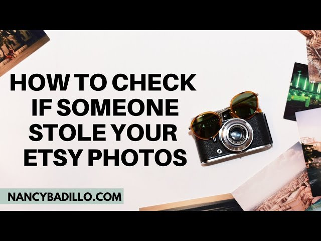 Etsy Listing Photos | Selling On Etsy 2020 | Etsy Shop 2020 | Etsy Help | Nancy Badillo