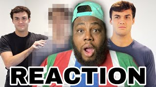 I Surprised Him With His Least Favorite TikToker - Dolan Twins | REACTION