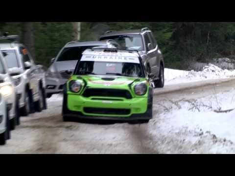 Drive о ралли Швеции
