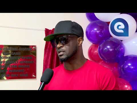 Peter Okoye: P-Square had serious issues!