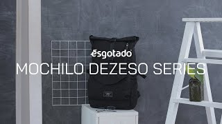 TAS RANSEL - BACKPACK BAG - MOCHILO DEZESO NAVY - ESGOTADO - TAS KAMPUS