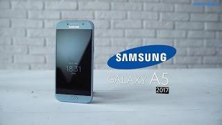 Обзор Samsung Galaxy A5 2017 в 4k