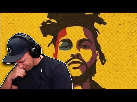 The Weeknd - King Of The Fall TRACK REACTION! (first time hearing!)