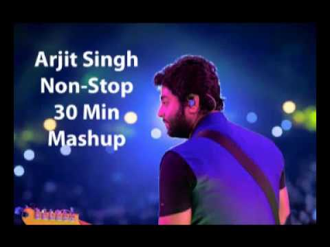 Download Arjit Singh Mashup Non Stop 30 Minutes HD Mp4 3GP Video and MP3