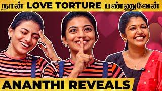 நான் ஆம்பளையா மாறிட்டா இதான் 1st பண்ணுவேன்! - Anandhi & Riythvika Opens Up