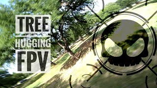Trees Hugging FPV