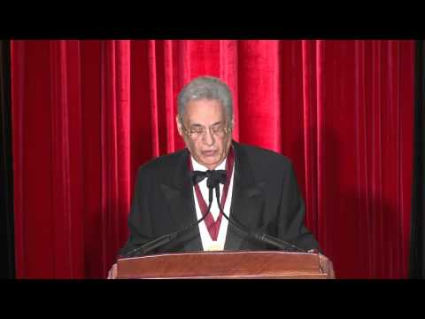 Acceptance speech for the John W. Kluge Prize (2012)