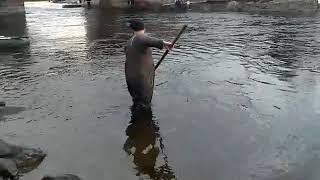 Ловля корюшки на кольском полуострове