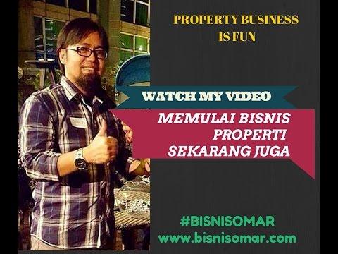 Video Tips Memulai Bisnis Properti Sekarang Juga | #BroconsProperty #BisnisOmar