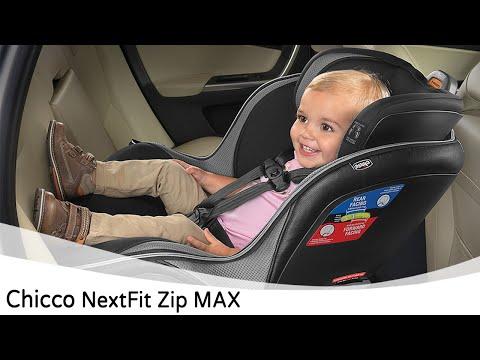 כיסא בטיחות נקסטפיט זיפ מקס - NextFit Zip Max