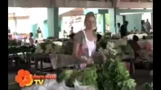 preview picture of video 'Vanuatu : Central Markets Port Vila'