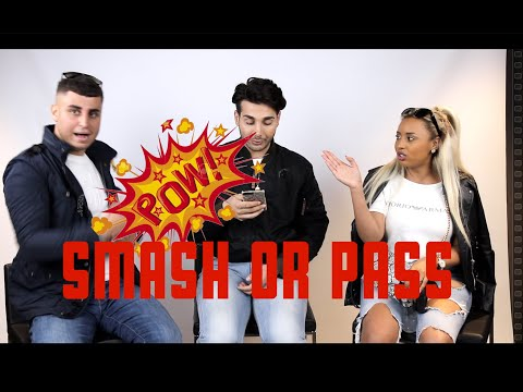 Andreas &amp Nardos - Smash or Pass &quotHade SMASH Erdogan!&quot