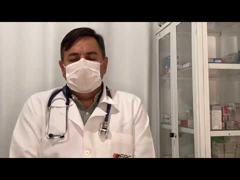 Dr. Ubirajara Araújo sobre o Novo Coronavírus e o uso de Máscara para toda a população de Ibipitanga