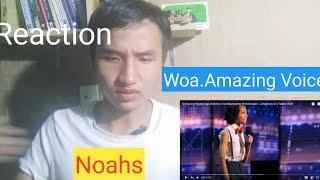 Kid Dancer Noah Epps Delivers Cool Marionette Performance - America's Got Talent 2020 Reaction by VV