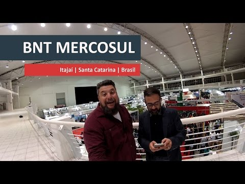 BNT Mercosul recebe 5,9 mil visitantes