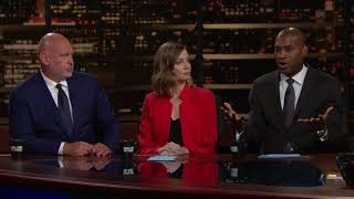 Shrinking GOP, Stormy Setup, Trump Challengers   Overtime with Bill Maher (HBO)