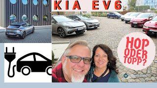 800 Volt Lademonster Kia EV6 Test. Was sagt Doc Tesla: Flop oder Topp?