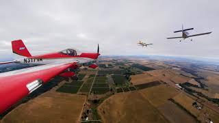 Van's Aircraft 360 RV Formation Flight