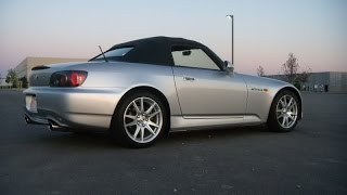 My Brother Buys His First S2000! | 2004 Honda S2000 AP2 | 1998 Integra GS-R Sedan Pearl White