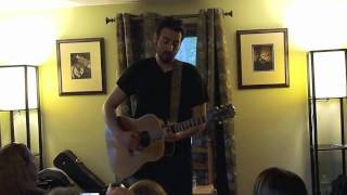 Ari Hest House Concert - Give it Time